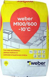 Müürisegu M100/600 25 kg talvine