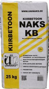 Kiirbetoon Naks  KB, 25 kg