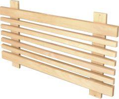 Sauna vaherest 205 x 30 cm