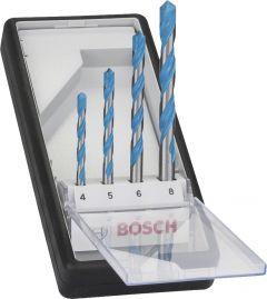 Universaalpuuride komplekt Bosch CYL-9