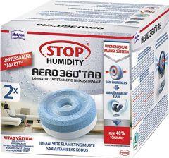 Täitetabletid niiskuseimajale Stop Humidity Aero 360°