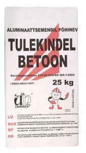 Tulekindel betoon 25 kg