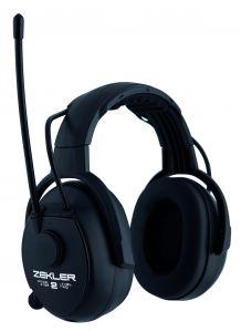 FM-raadioga kõrvaklapid Zekler 412R