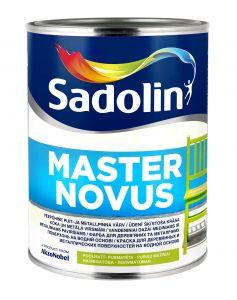 Universaalvärv Master Novus 0,96 l, poolmatt