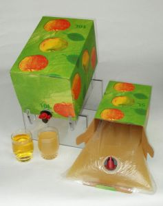 Mahlakoti karp Bag in box 3 l kotile