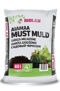 Aiamaa must muld 60 l