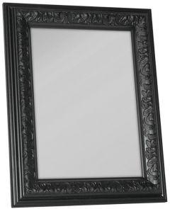 Peegel Nostalgia 30 x 40 cm, must