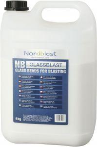 Soodapritsi klaasgraanul Nordblast 6 kg