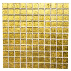 Klaasmosaiik Square Crystal 30 x 30 cm