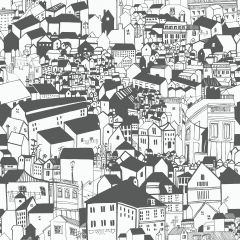 Fliistapeet Lissabon