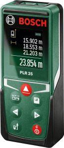 Laserkaugusmõõtja Bosch PLR 25