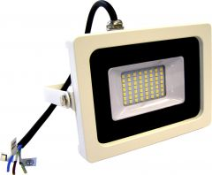 LED-prožektor, valge