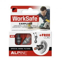 Kõrvatropid Alpine Worksafe