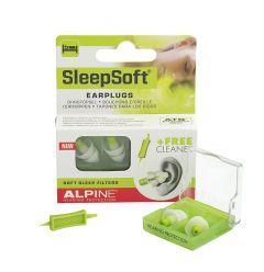 Kõrvatropid Alpine SleepSoft