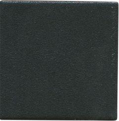 Mosaiik põrandaplaat 9,7 x 9,7 cm Must