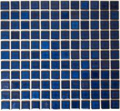 Mosaiik Uni Cobalt 30,2 x 33 cm
