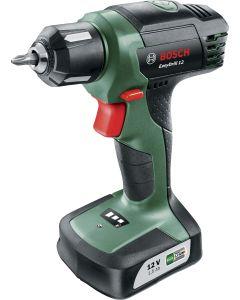 Akukruvikeeraja Bosch EasyDrill 12, 12 V + 1,5 Ah
