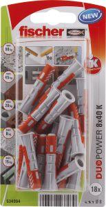 Tüübel Duopower 8 x 40 K