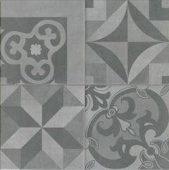 Seina-/põrandaplaat Cementina hall 34 x 34 cm