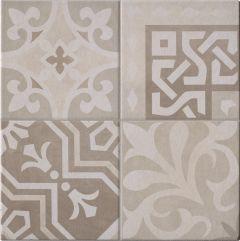 Seina-/põrandaplaat Cementina beež 34 x 34 cm