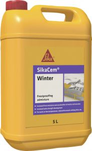 SikaCem Antifreeze Winter, 5 kg