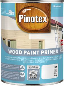 Puitpindade kruntvärv Pinotex Wood Paint Primer 1 l
