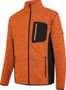 Dressipluus Florence oranž/must suurus XL