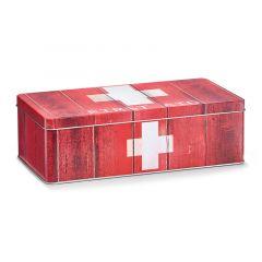Ravimikarp Punane 26,2 x 13,8 x 8,2 cm