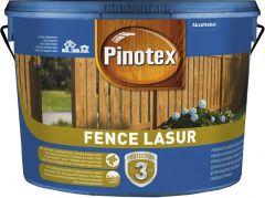 Puidukaitsevahend Pinotex Fence Lasur 2,5 l, pihlakas