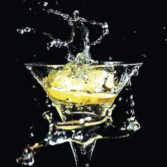 Klaaspilt Cocktail Splash Lemon
