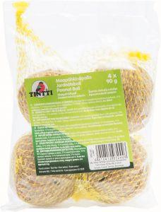 Rasvapallid pähklitega 4 tk