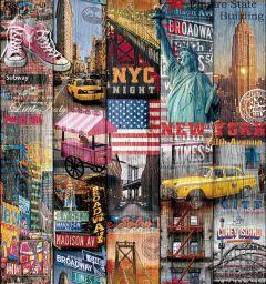 Kleebis DC-Fix Manhattan