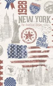 Kleebis DC-Fix Brooklyn New York