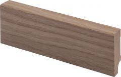 Põrandaliist männipuidust tammespooniga 12 x 42 x 2700 mm