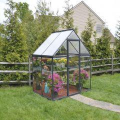 Kasvuhoone Hybrid 2,2m²