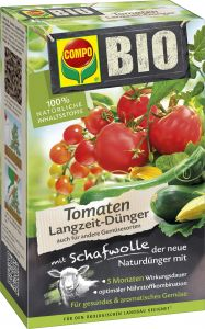 BIO pikaajaline tomativäetis lambavillaga