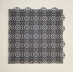 Kärgplaat Terrasol pk/m² (38 x 38 x 1 cm)