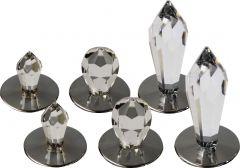 Kristallid 6 tk