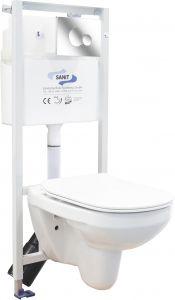 Seinapealne WC komplekt Ob