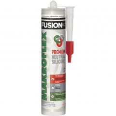 Silikoon Makroflex Fusion XLT Premium Neutral 280 ml