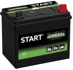 Murutraktori aku Start Green +-