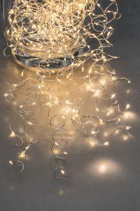 LED-valgussari Hõbedane