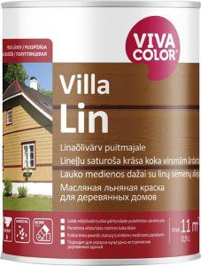 Linaõlivärv Villa Lin 0,9 l
