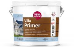 Kruntvärv puitpindadele Villa Primer 2,7 l