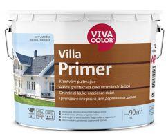 Kruntvärv puitpindadele Villa Primer 9 l