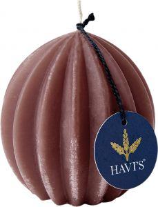 Pallküünal Havi's 8,5 cm pruun
