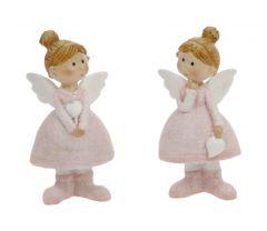 Jõulukaunistus ingel 7,5 cm