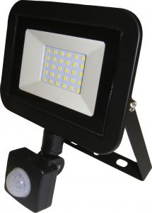 LED-prožektor Mini liikumisanduriga 20 W