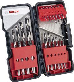 HSS-spiraalpuuride komplekt ToughBox