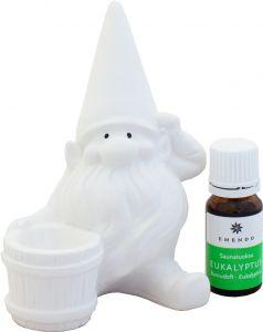 Aroominõu Päkapikk valge ja leiliaroom 10 ml Emendo